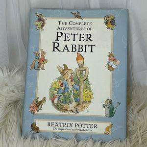 The Complete Adventures of PETER RABBIT hard cover